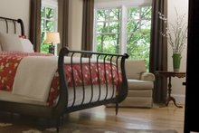 European Interior - Master Bedroom Plan #929-878