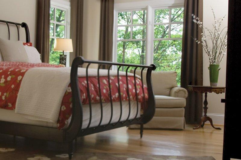 European Interior - Master Bedroom Plan #929-878 - Houseplans.com
