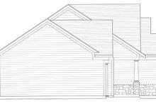 Architectural House Design - Craftsman Exterior - Other Elevation Plan #46-840