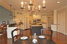 Traditional Interior - Kitchen Plan #927-958
