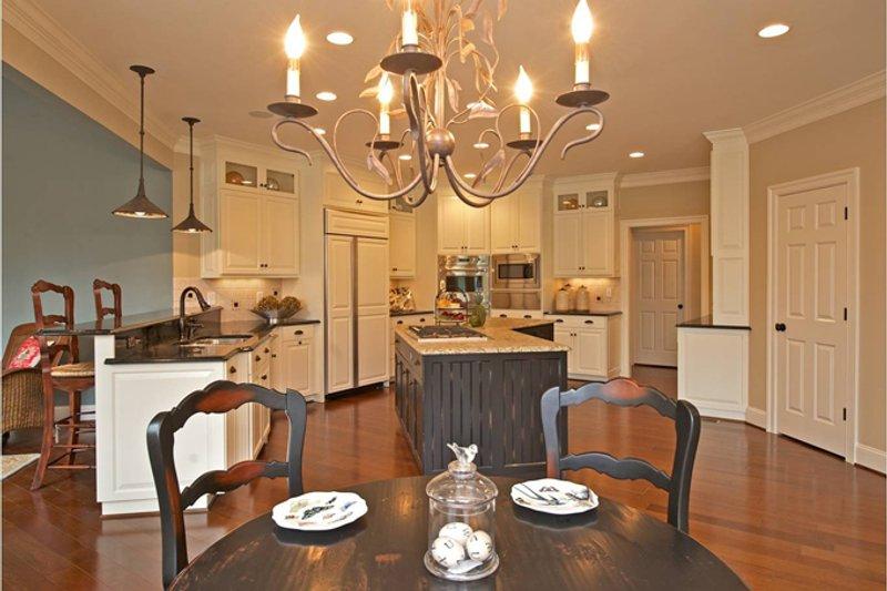 Traditional Interior - Kitchen Plan #927-958 - Houseplans.com