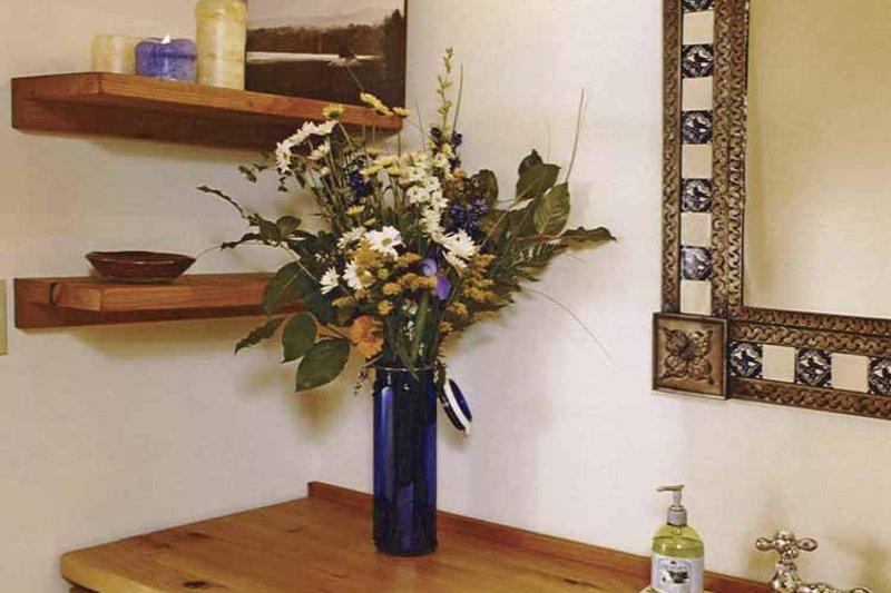 Traditional Interior - Bathroom Plan #1042-8 - Houseplans.com