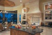 Mediterranean Style House Plan - 4 Beds 4.5 Baths 4398 Sq/Ft Plan #930-107 Interior - Kitchen