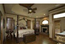 Country Interior - Master Bedroom Plan #54-367