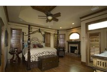 House Plan Design - Country Interior - Master Bedroom Plan #54-367