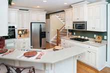 House Design - Traditional Interior - Kitchen Plan #927-862