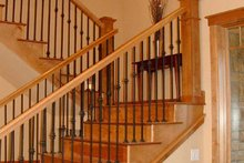 Craftsman Interior - Entry Plan #942-16