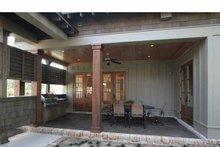 Dream House Plan - Craftsman Exterior - Other Elevation Plan #37-279