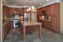 House Plan Design - Traditional Interior - Kitchen Plan #929-874