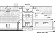 House Plan Design - Traditional Exterior - Other Elevation Plan #928-271