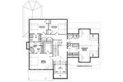 Traditional Style House Plan - 3 Beds 3.5 Baths 2895 Sq/Ft Plan #928-299 Floor Plan - Upper Floor Plan