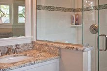 Colonial Interior - Master Bathroom Plan #928-220