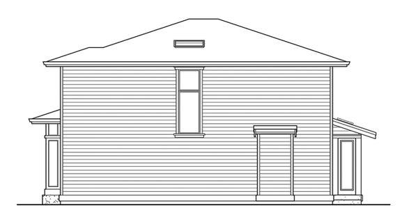 Prairie Floor Plan - Other Floor Plan Plan #132-382