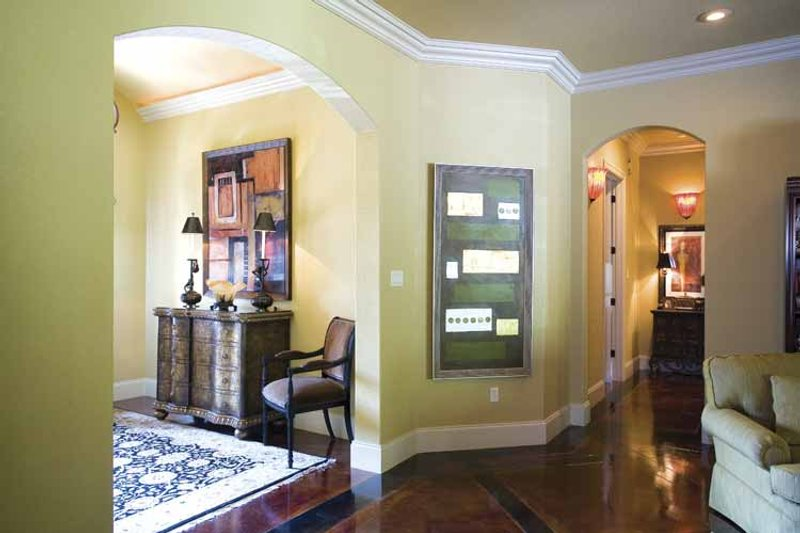 Traditional Interior - Other Plan #17-2757 - Houseplans.com