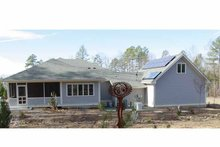 House Design - Prairie Exterior - Other Elevation Plan #939-7