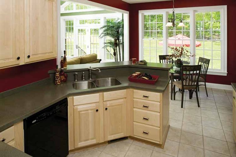 Country Interior - Kitchen Plan #929-672 - Houseplans.com