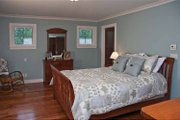 Colonial Style House Plan - 5 Beds 3.5 Baths 3355 Sq/Ft Plan #928-220 Interior - Master Bedroom