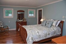 House Design - Colonial Interior - Master Bedroom Plan #928-220
