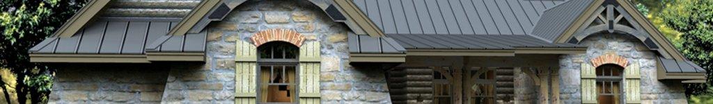 Rustic Craftsman House Plans, Floor Plans & Designs