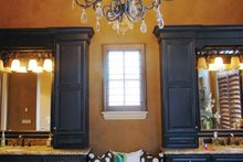 Architectural House Design - Mediterranean Interior - Master Bathroom Plan #1058-15