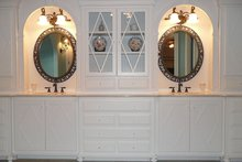 Dream House Plan - Country Interior - Master Bathroom Plan #927-415