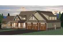 House Design - European Exterior - Front Elevation Plan #937-19
