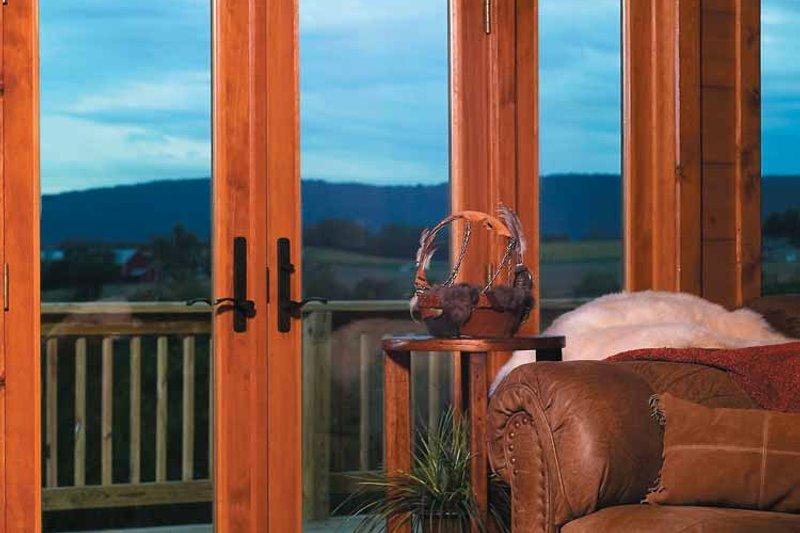 Craftsman Interior - Family Room Plan #929-800 - Houseplans.com