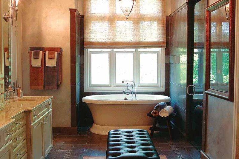 Country Interior - Bathroom Plan #453-403 - Houseplans.com