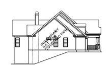 Architectural House Design - Craftsman Exterior - Other Elevation Plan #927-637