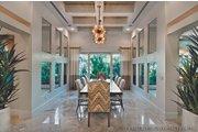 Mediterranean Style House Plan - 3 Beds 3.5 Baths 3433 Sq/Ft Plan #930-444 Interior - Dining Room