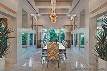 Mediterranean Interior - Dining Room Plan #930-444