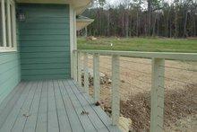 House Plan Design - Ranch Exterior - Outdoor Living Plan #939-6