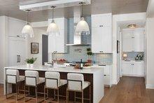 Contemporary Interior - Kitchen Plan #928-291