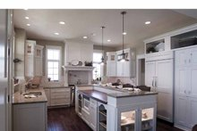 House Plan Design - Craftsman Interior - Kitchen Plan #928-59
