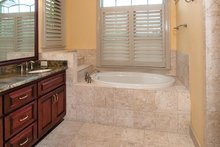 Architectural House Design - Traditional Interior - Master Bathroom Plan #929-874