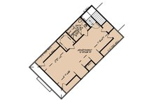 Craftsman Floor Plan - Other Floor Plan Plan #17-3397