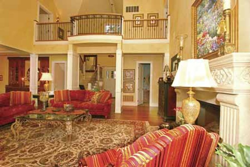Craftsman Interior - Other Plan #132-485 - Houseplans.com