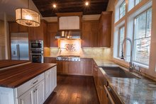 Craftsman Interior - Kitchen Plan #928-280