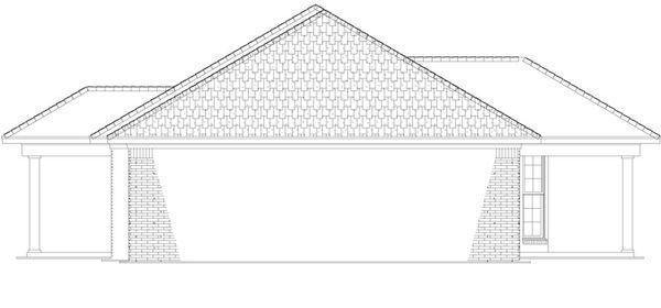 Home Plan - Colonial Floor Plan - Other Floor Plan #17-3129
