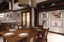 Contemporary Interior - Dining Room Plan #11-272