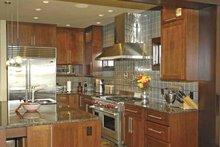 Craftsman Interior - Kitchen Plan #928-15