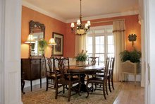 Country Interior - Dining Room Plan #927-274