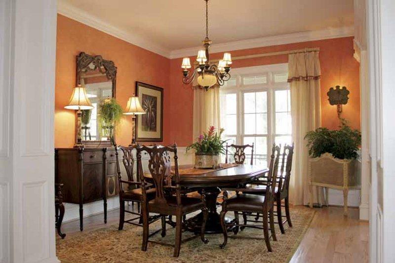 Country Interior - Dining Room Plan #927-274 - Houseplans.com