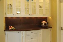 Traditional Interior - Kitchen Plan #928-222