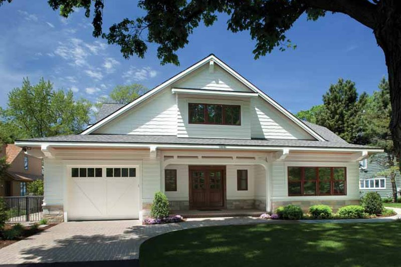 Country Exterior - Front Elevation Plan #928-233 - Houseplans.com