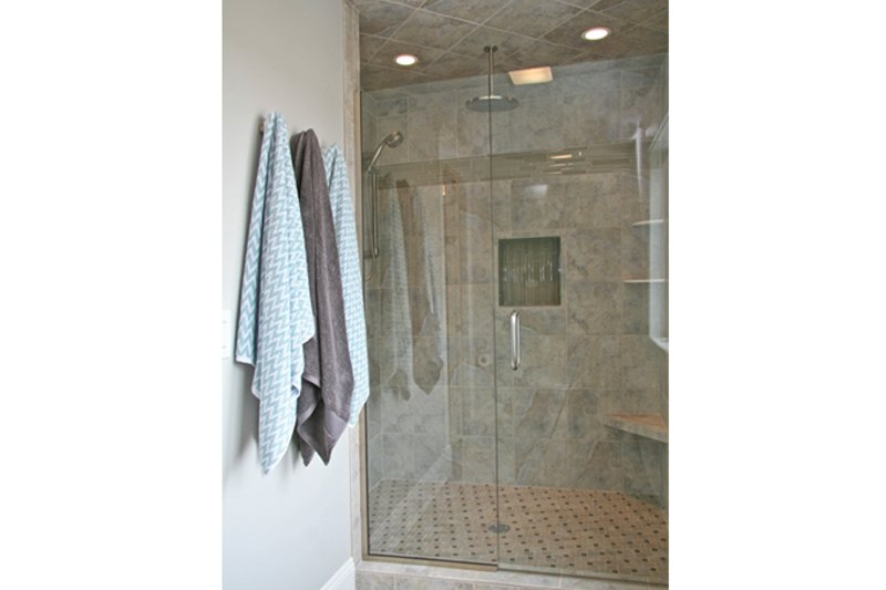 Country Interior - Master Bathroom Plan #928-250 - Houseplans.com