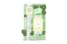Colonial Floor Plan - Other Floor Plan Plan #1053-38