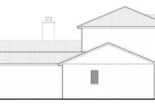 Architectural House Design - Colonial Exterior - Other Elevation Plan #1058-132