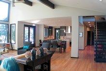 Contemporary Interior - Family Room Plan #132-563