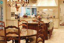 Architectural House Design - European Interior - Kitchen Plan #928-65